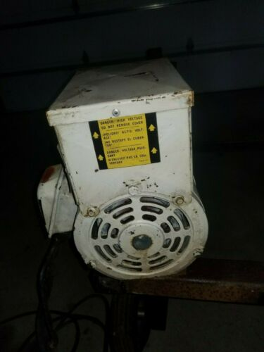 1.5 hp rotory phase converter