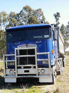 1988 K120 Cabover Kenworth Wee Waa Narrabri Area Preview