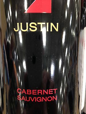 Justin 2017 Paso Robles Caberent 30th Anniversary -- **2 BOTTLES**