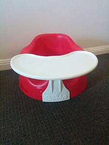 Bumbo Seat with Table & 3-points harness Sinnamon Park Brisbane South West Preview