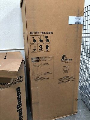 Speed Queen Commercial Double Stack Electric Dryer New In Box Must See