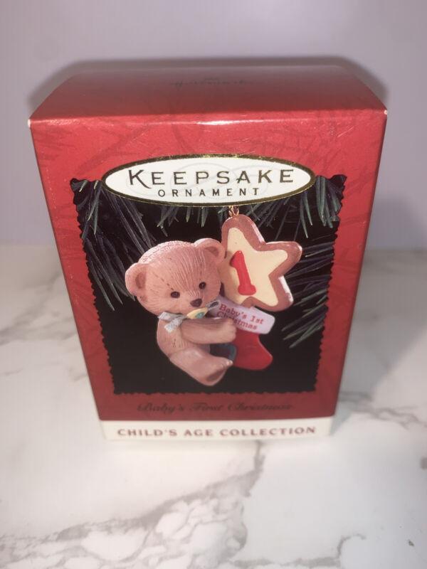 Hallmark Keepsake Ornament, 1994 Baby