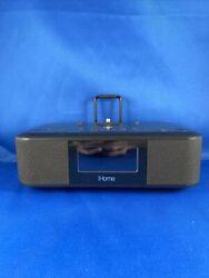 Apple iHome Idl95 Dual Charging FM Clock Radio Lightning Dock USB Charge/play