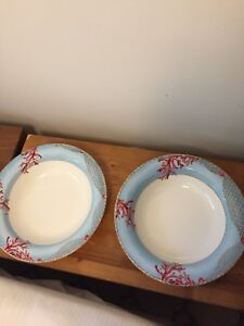 Italian hand crafted decorative bowls