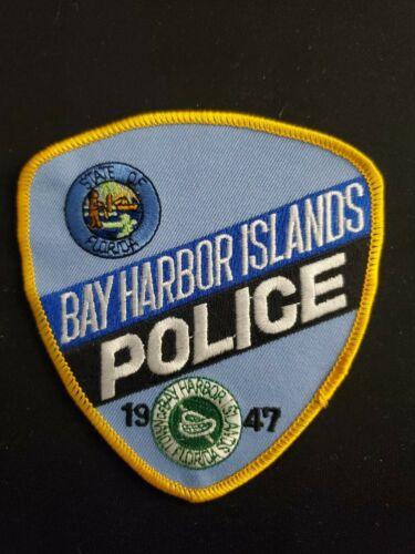 Bay Harbor Islands Police Patch - FL