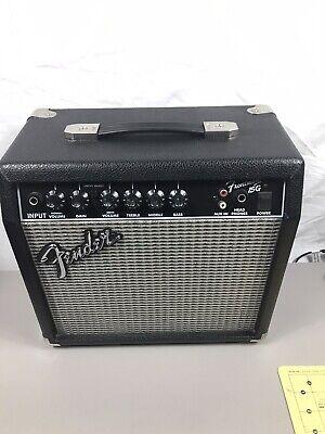 Fender Frontman 15G Type PR495 60Hz 38W Guitar Amplifier Parts Or Repair