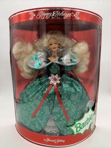 Happy Holidays 1995 Barbie Doll