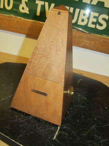 Vintage  Seth Thomas #10 Metronome , Works Perfectly!  VERY NICE