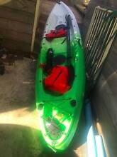 Glide Reflection 2-3 man Kayak and accessories Endeavour Hills Casey Area Preview