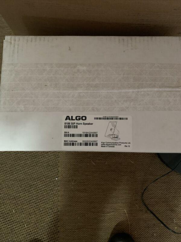 Algo 8186 SIP Horn Speaker and IP Loud Ringer