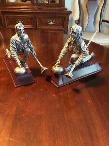 Curling Trophies ( 2 )