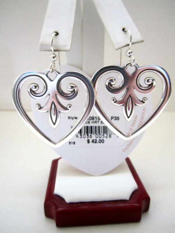 "Brighton /""ALCAZAR LAGOON/"" Necklace-Earring-Bracelet Set MSR$178 NWT//Pouch"