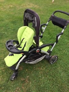 Joovy Ergo Caboose Sit and Stand/Ride Stroller