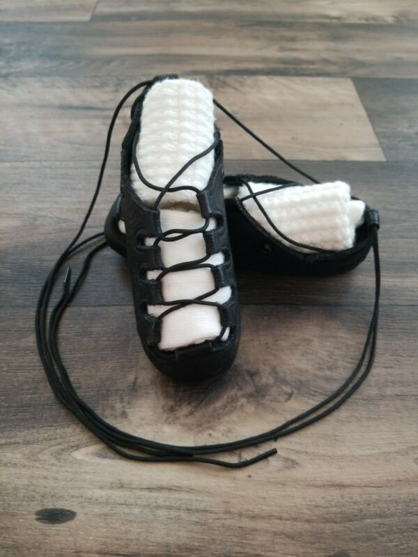 HULLACAN- Irish Dance Soft Shoes - Ghillies- Child