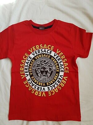 Versace t shirt Kids 9-10yrs