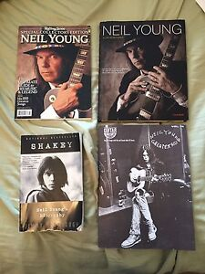 Neil Young books