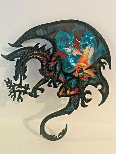 "Bradford Exchange Dragons Fury Collection ""A Dragon"