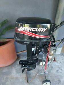 Mercury 8hp short Shaft