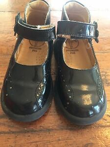 Baby botte leather shoe