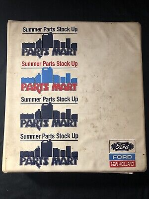 New Holland Service Parts Catalog 6 Cylinder Tractor 8670-8970 206