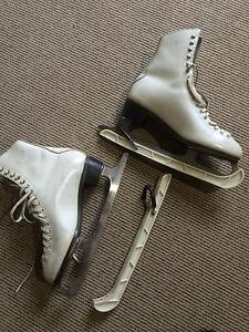Ladies ice figure skates size 8 New Lambton Heights Newcastle Area Preview