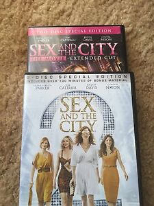 Sex and the city DVDs Elizabeth Downs Playford Area Preview