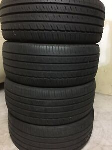 4-235/45R18 Michelin Primacy all season