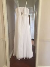 Beautiful white formal/wedding dress Broadmeadow Newcastle Area Preview