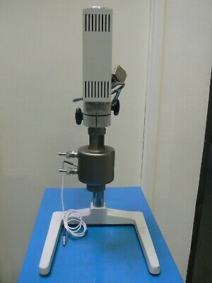 Haake 256-1005 Nr 870369 Viscotester 550 Heater Circulator With Stand