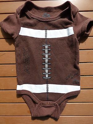 RBX Baby Unisex One Piece 3-6 Months Halloween Idea Dress Baby Up Like Football - Halloween Dresses Ideas