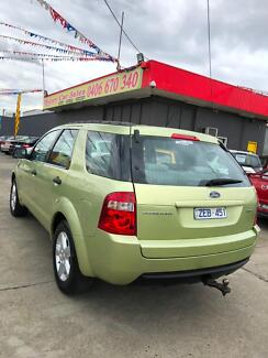 FORD TERRITORY 2004 ••RWC (READY) & 6 MONTH REGO••7 SEATER CAR Dandenong Greater Dandenong Preview