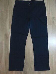 lotto-583-pantaloni-pantalone-blu-donna-vita-48x2-cm-96