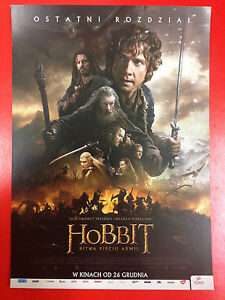 Orlando Bloom - The HOBBIT The Battle of the Five Armies - Polish promo FLYER - <span itemprop='availableAtOrFrom'>Gdynia, Polska</span> - Orlando Bloom - The HOBBIT The Battle of the Five Armies - Polish promo FLYER - Gdynia, Polska
