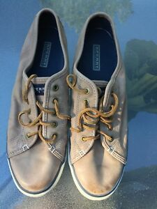 Sperry leather sneakers 10.5