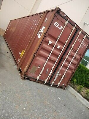 Used 45 Ft Storage Containers