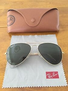 Near New Ray-Ban Women's Sun Glasses Sumner Brisbane South West Preview
