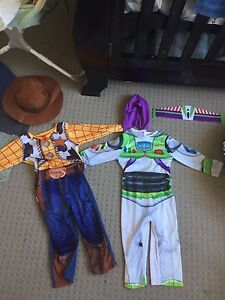 Kids toy story costumes Gungahlin Gungahlin Area Preview