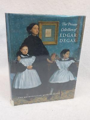 Metropolitan Museum Of Art Degas (THE PRIVATE COLLECTION OF EDGAR DEGAS Metropolitan Museum of Art )