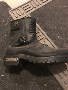 Element motorcycle boots