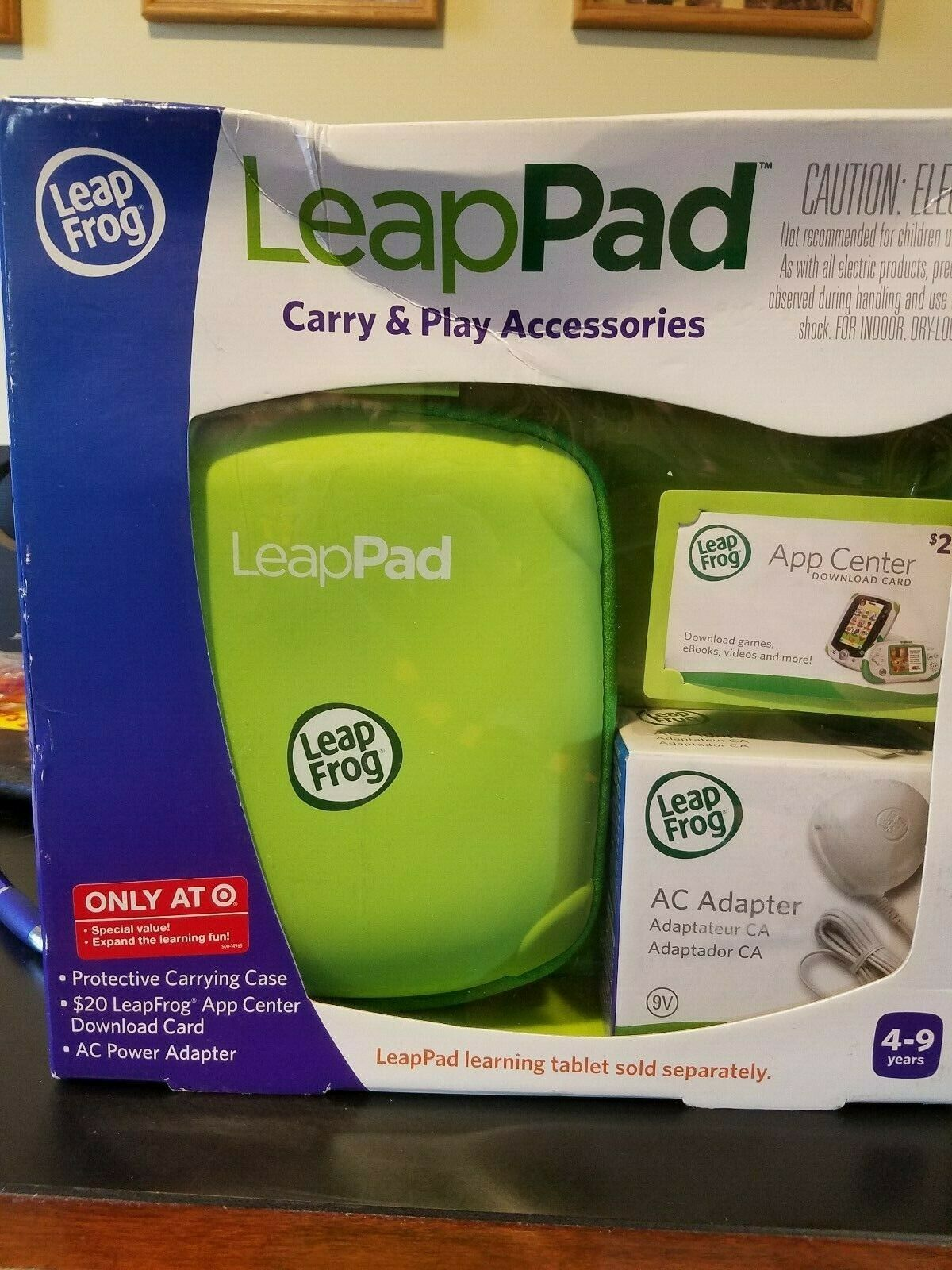 LeapPad Carry & Play Accessories by LeapFrog   NEW
