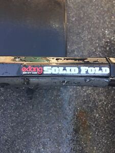 Extang solid fold tonneau cover Ford F-150