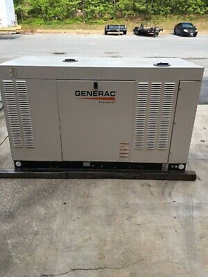 Generacprotector Series 60kw Gaseous Generator Back-up Power Generator
