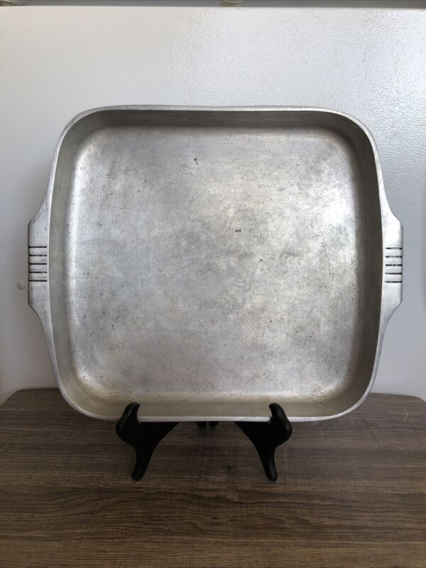 Vintage Wagner Ware Sydney O Magnalite Roast and Bake Pan 4007P