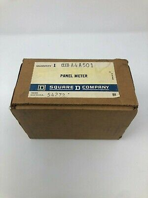 New Square D Panel Meter Cle8-a4a501