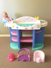 Original Baby Born Doll with Play Centre by Zapf Creations Buderim Maroochydore Area Preview