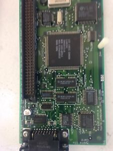 Apple IIe card with cable