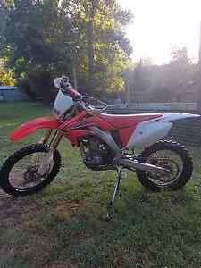 crf 250x 2011 Upper Ferntree Gully Knox Area Preview