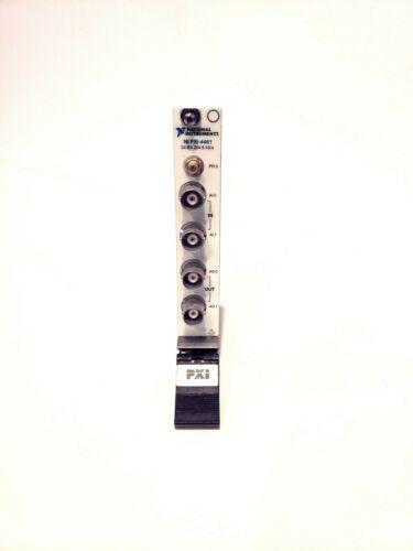 National Instruments NI PXI-4461 204.8 kS/s, 2-Input/2-Output PXI Sound