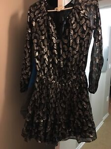 Floral sequined  dress by Michael kors