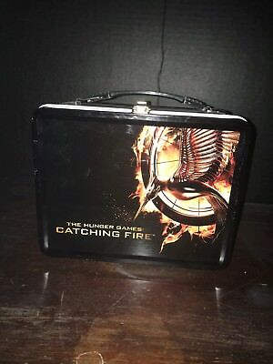 """NEW NECA Hunger Games: Catching Fire """"Mockingjay"""" Lunchbox"""